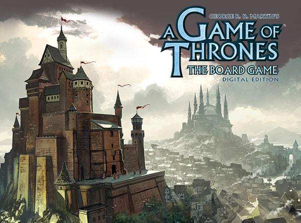A Game of Thrones - the board game - digital edition