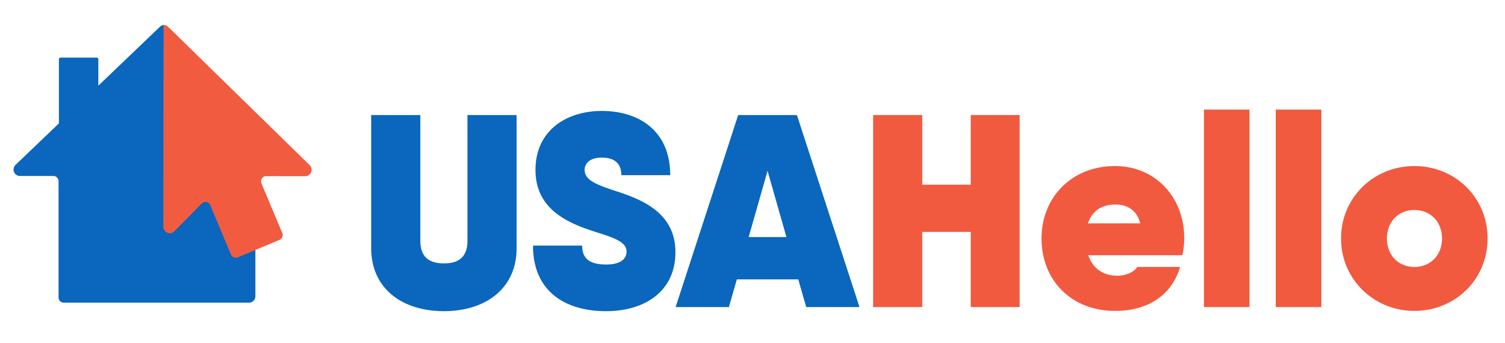 USAHello logo