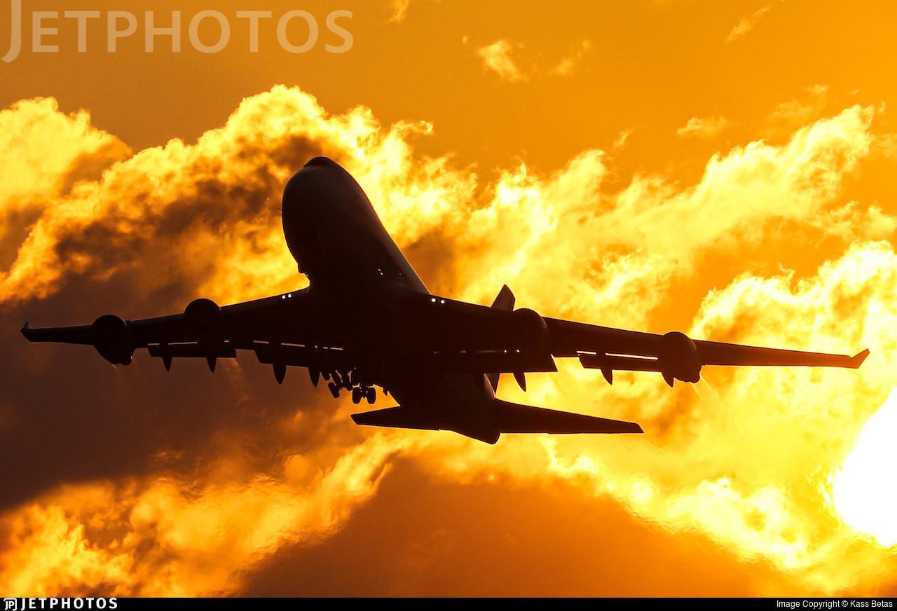 Atlas Air 747