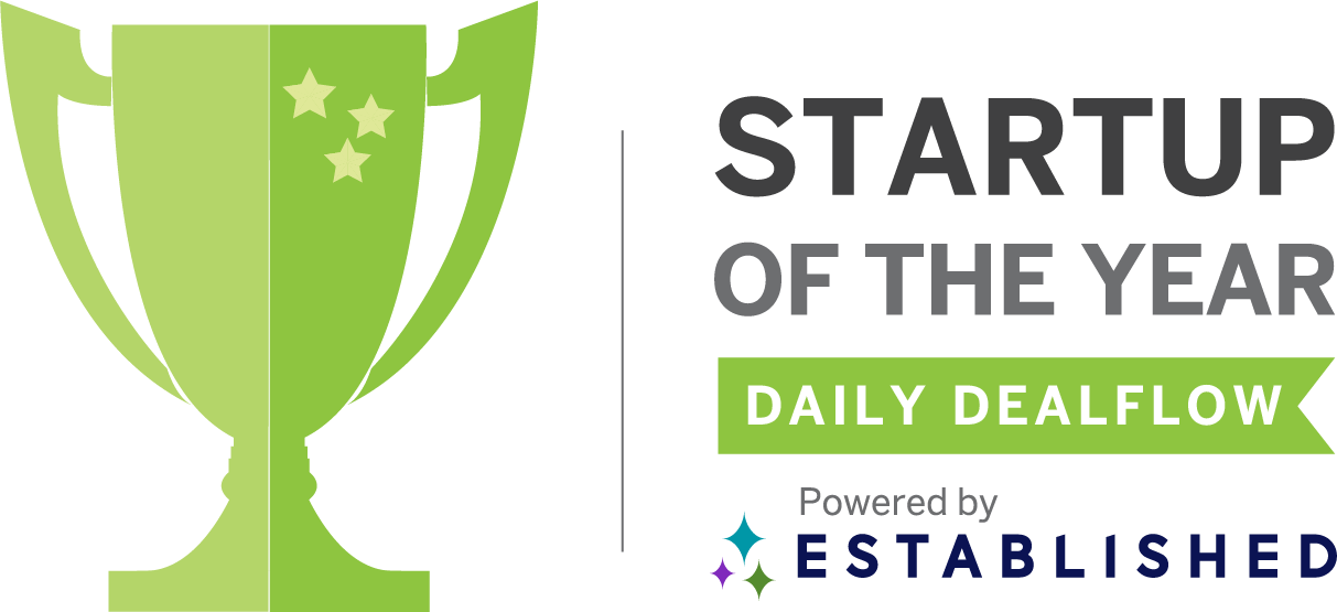 Startup of the Year | Daily Dealflow | Powered by ESTABLISHED