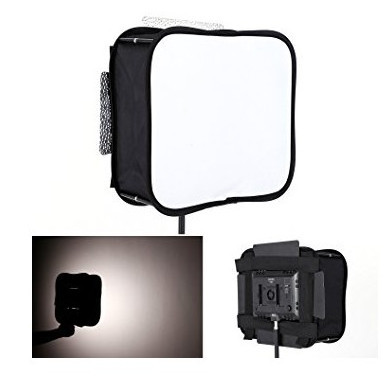 Softbox para paneles LED 37x45cm o 53x63cm