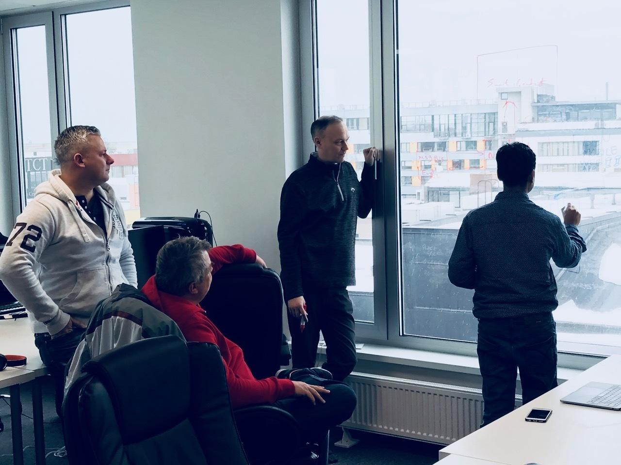BetterBetting Development Team in Estonia
