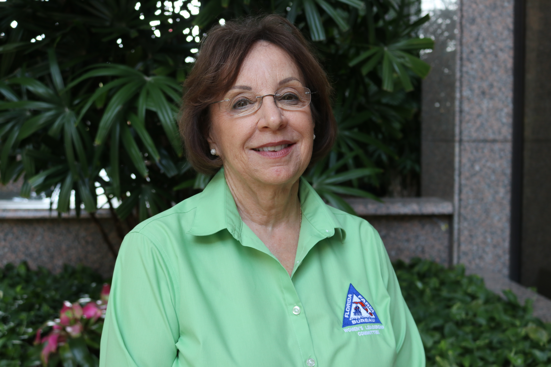 Sue Dauphin, District 1 FFB Women's Committee