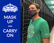 Mask Up and Carry On