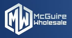 McGuire Wholesale logo