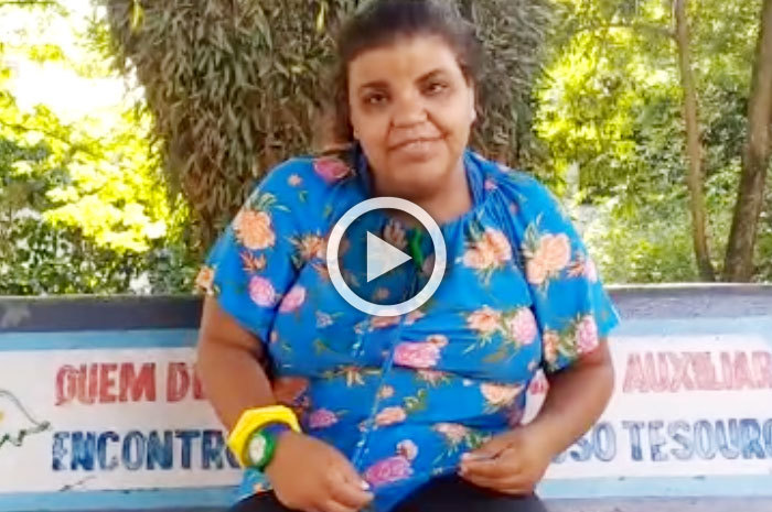 Paciente Angelita