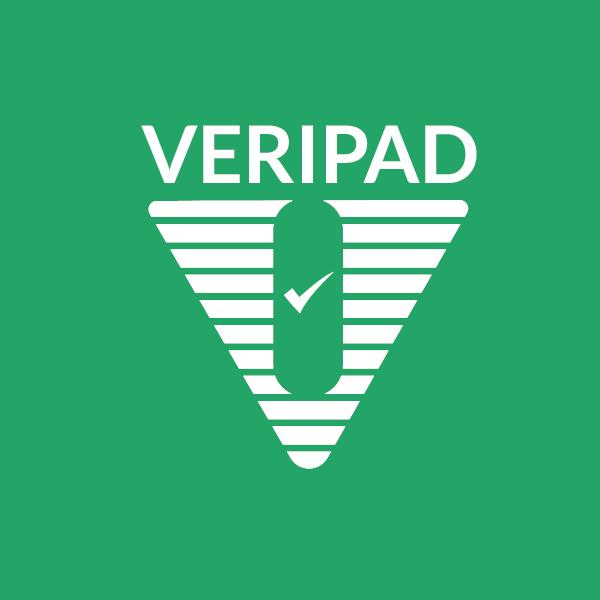 Veripad logo