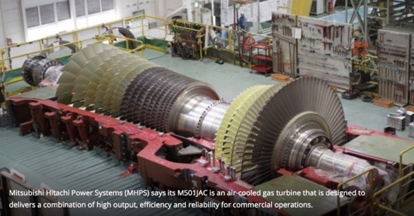 Mitsubishi Hitachi Power Systems