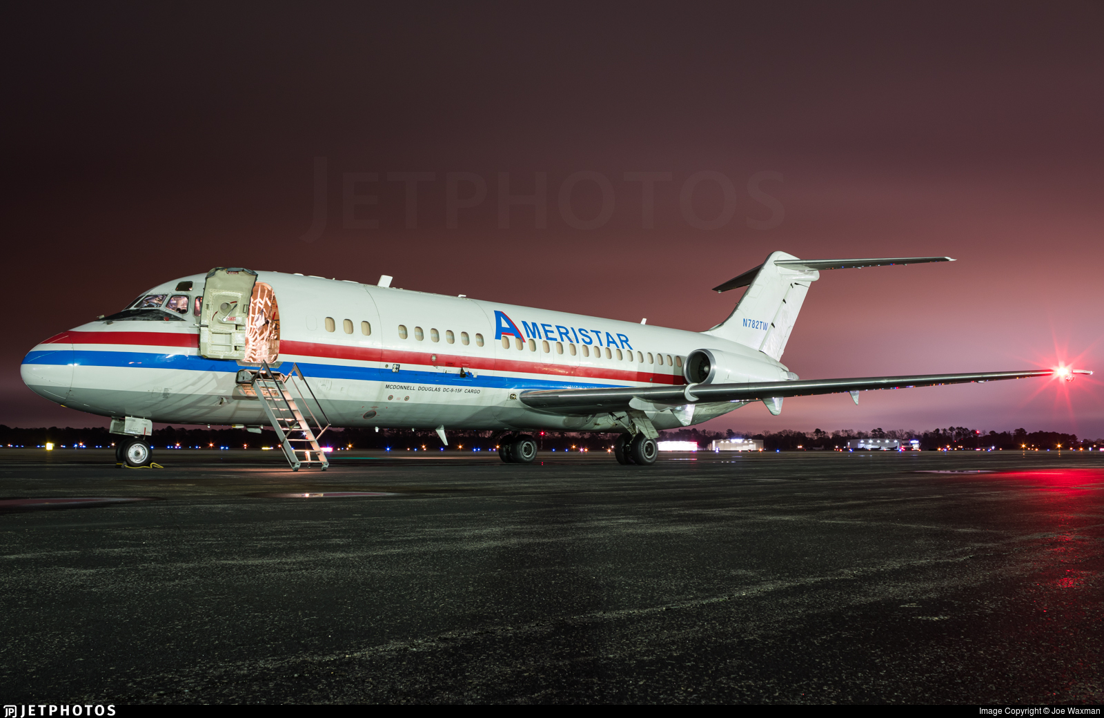 A 53 year old DC-9