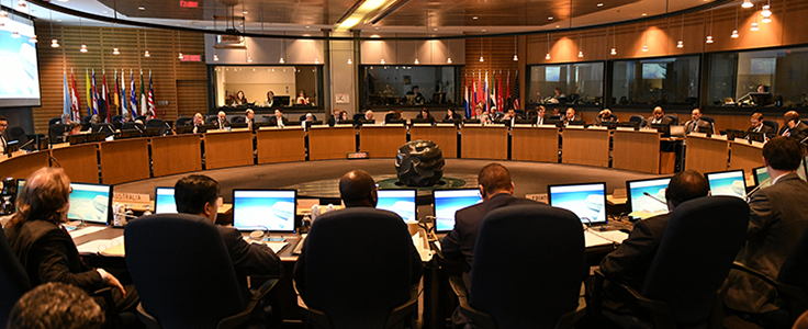 ICAO Council in session in Montreal