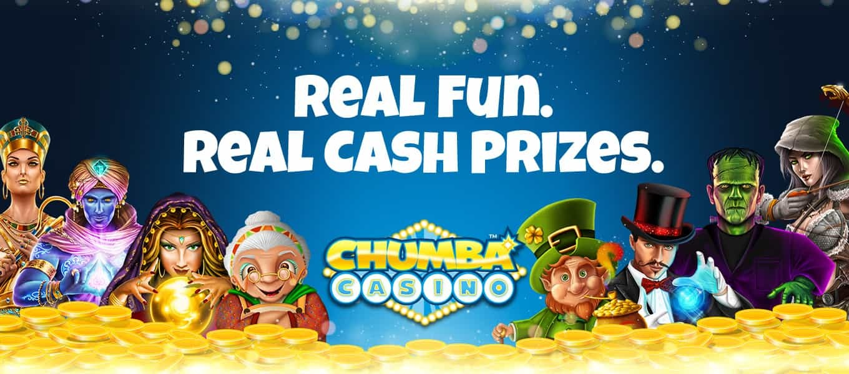 Strange Things Happen To Strange People Welcome To Chumba Casino