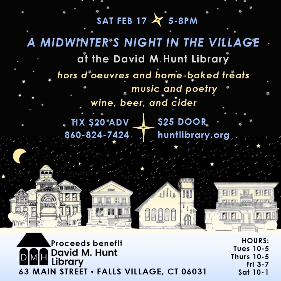 A Midwinter's Night in the Village