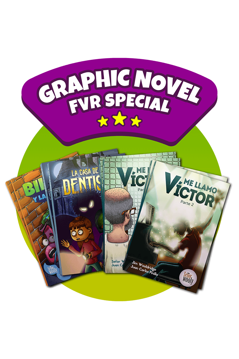Buy the graphic novel FVR Combo