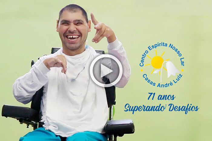 71 anos das Casas André Luiz