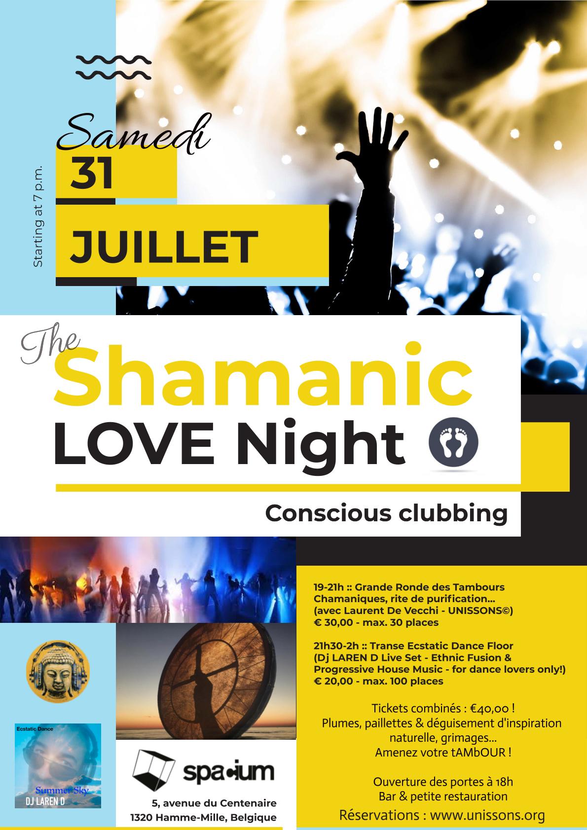 The Shamanic Love Night