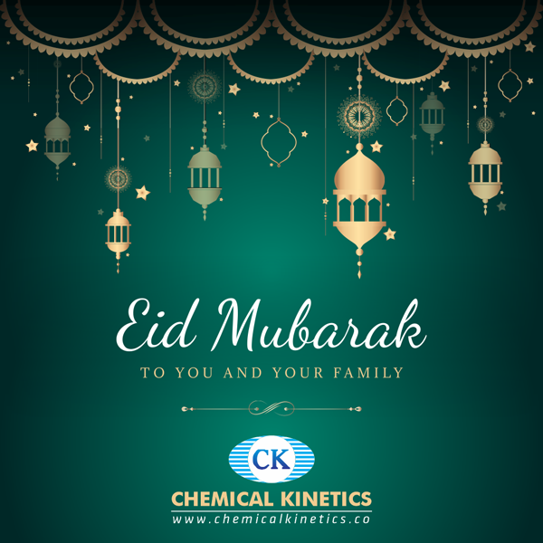 Eid Greetings from Chemical Kinetics®