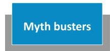 WHO coronavirus myth busters