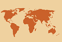 World Map - Foreign Language Products