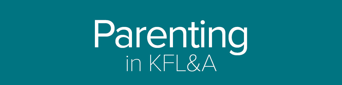 Parenting in KFL&A