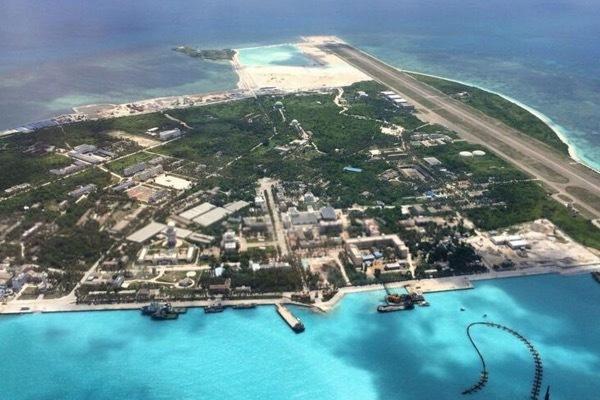 Beijing Plans Strategic Service South China Sea