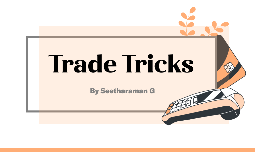 Trade Tricks by The Ken