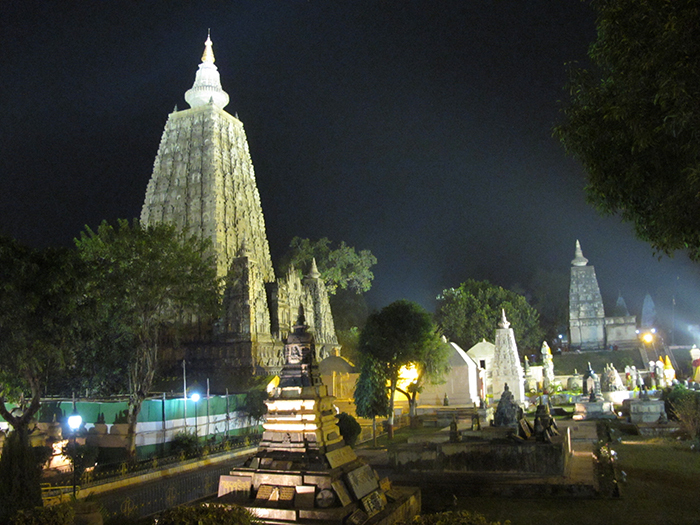 Stupa in Deep Park, Sarnath