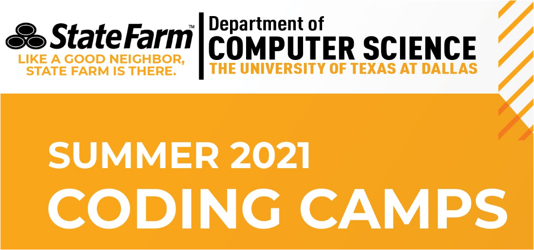 UT Dallas Coding Camps