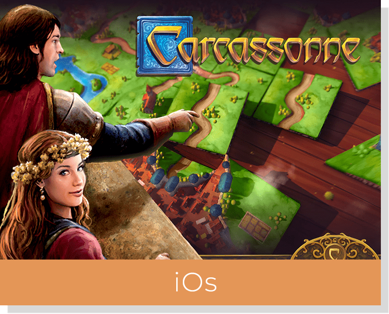 Carcassonne now available on iOS