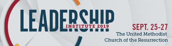 Leadership Institute 2019