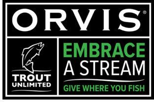 Orvis / TU - Embrace A Stream