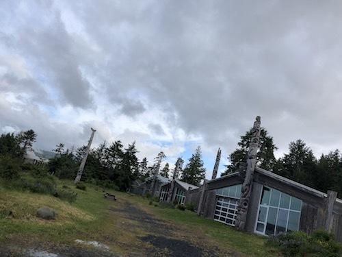 Haida Heritage Centre in Haida Gwaii