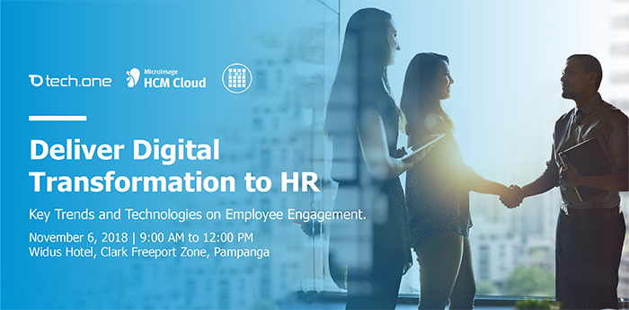 Deliver Digital Transformation to HR   Key Trends and Technologies on Employee Engagement