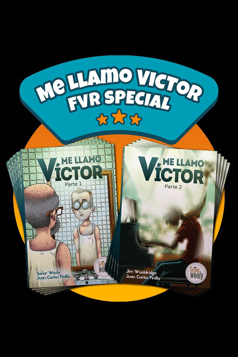 Buy Víctor FVR Combo