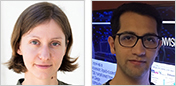 Welcome, Anna Dubrowski and Mahyar Sharifi Mood to TACC!