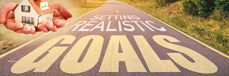 Read Realistic Goals When Getting Into Real Estate Investing