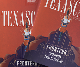 Check Out TACC's New Magazine, Texascale