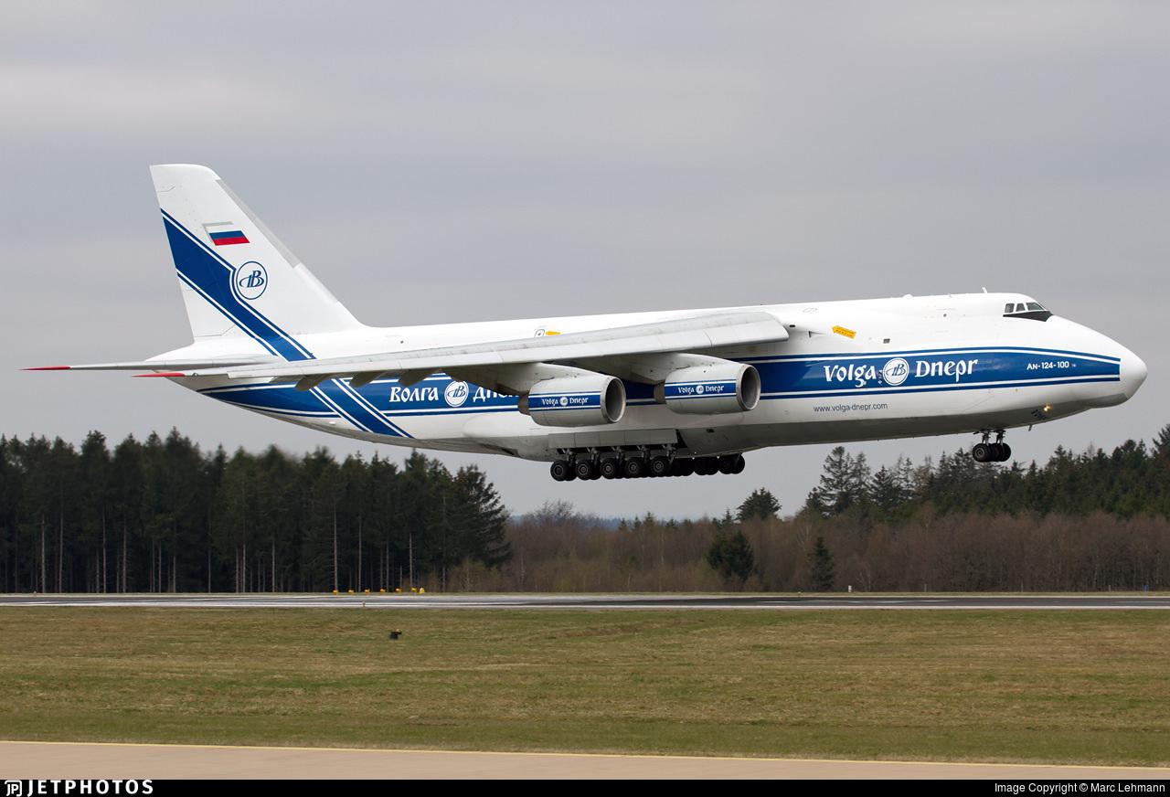 Volga Dnepr An-124 RA-82078