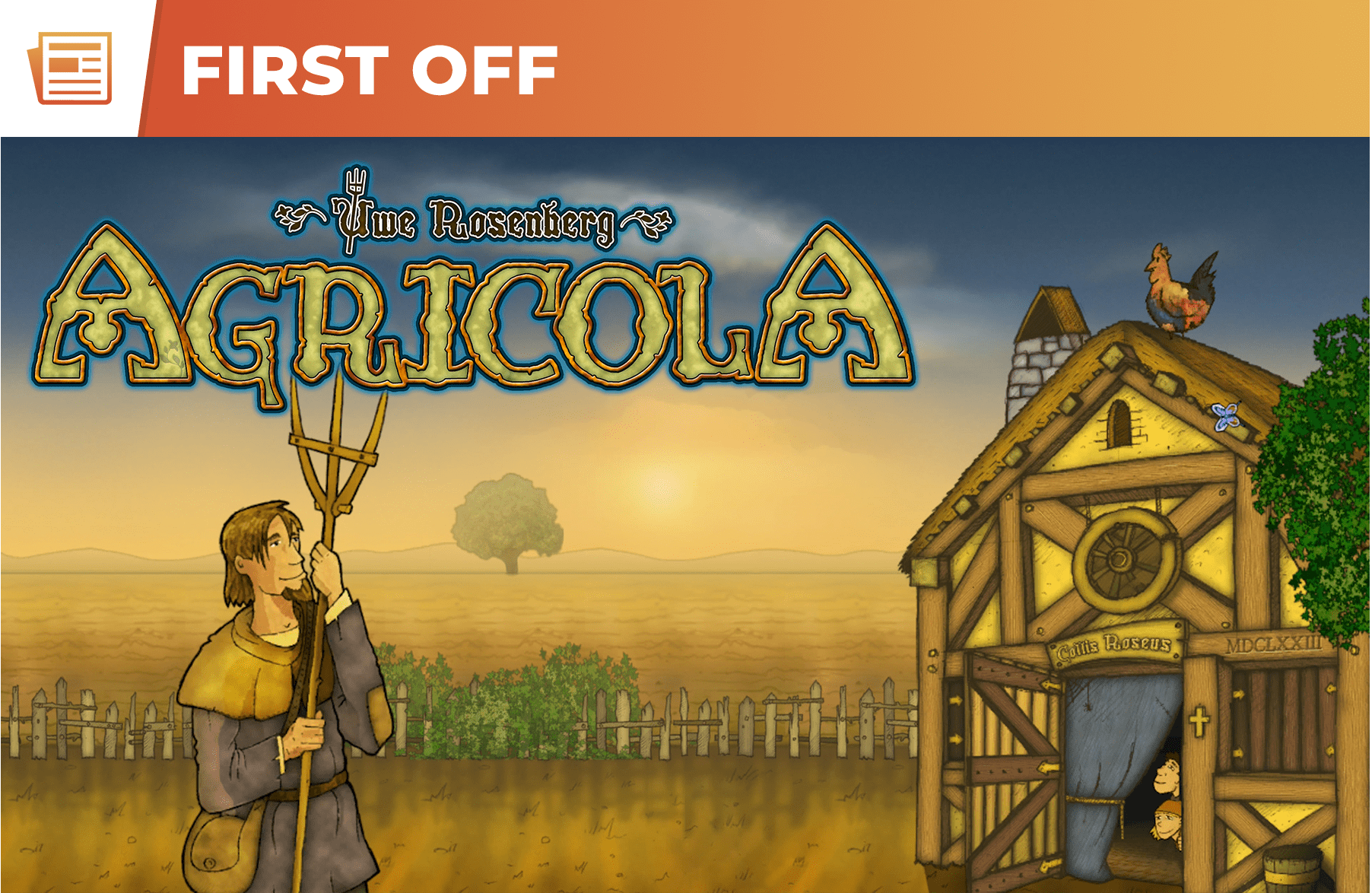 Agricola - digital version