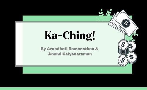 Ka-Ching! by The Ken