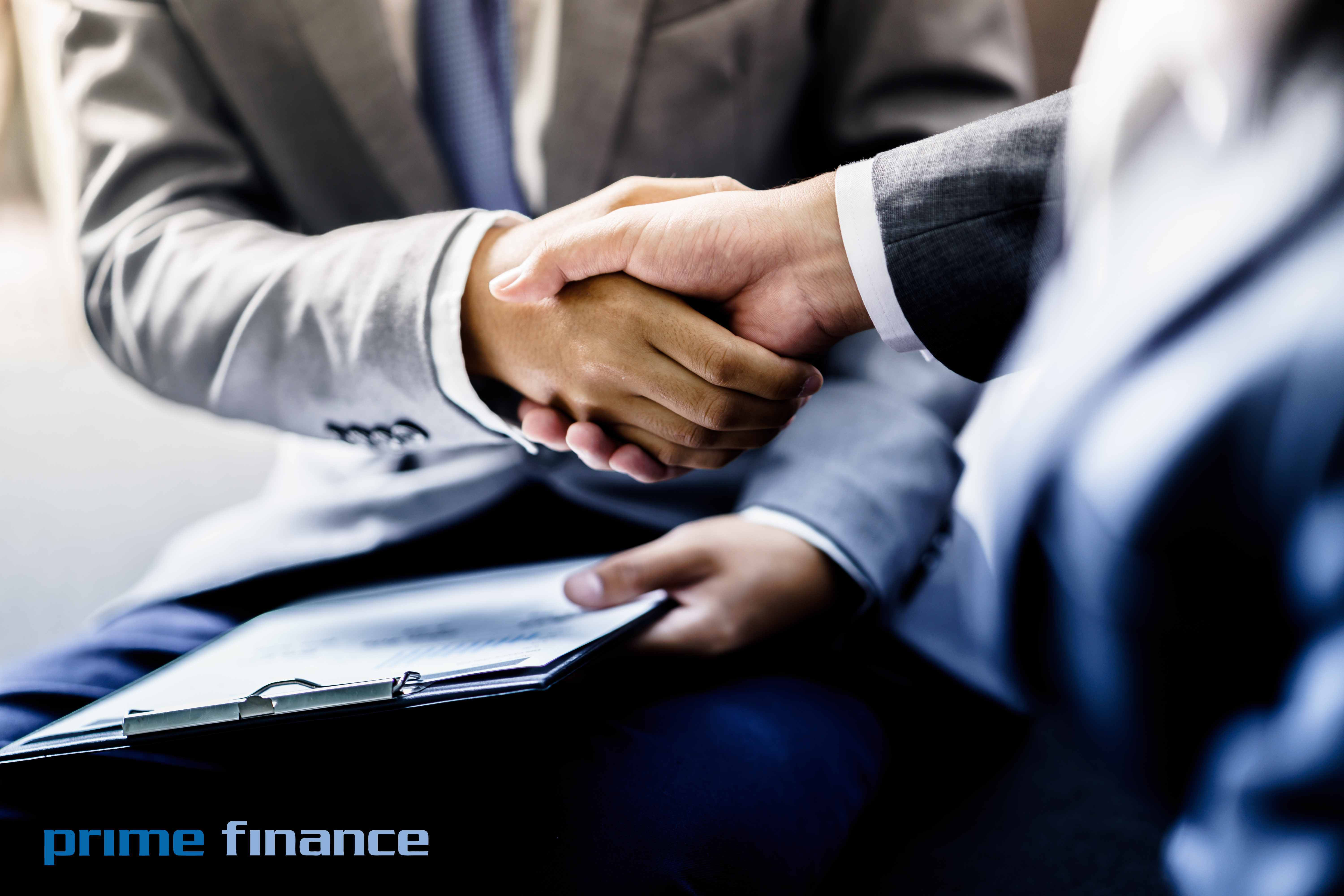 Prime Financewas approached, short term funding