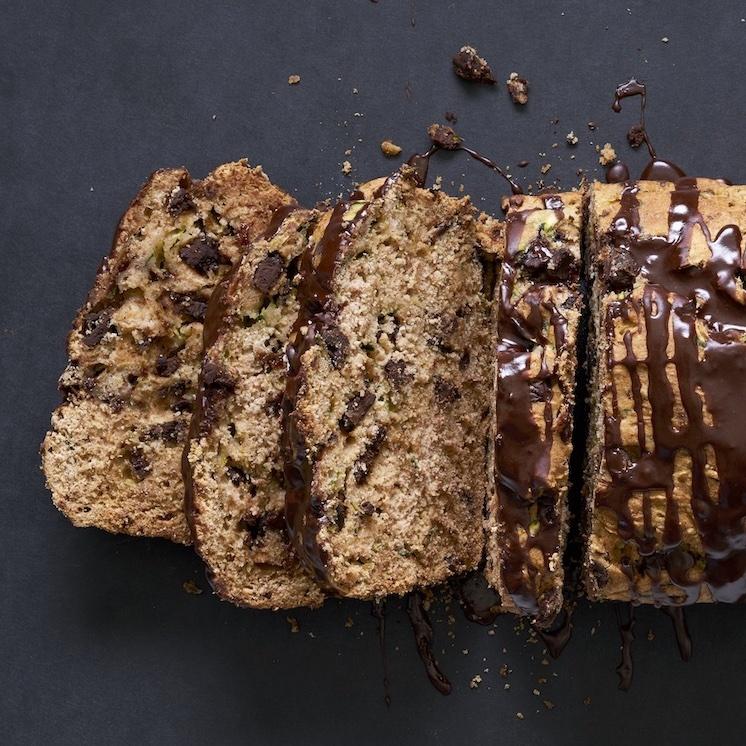 Allergy-Friendly Chocolate Chip Zucchini Bread