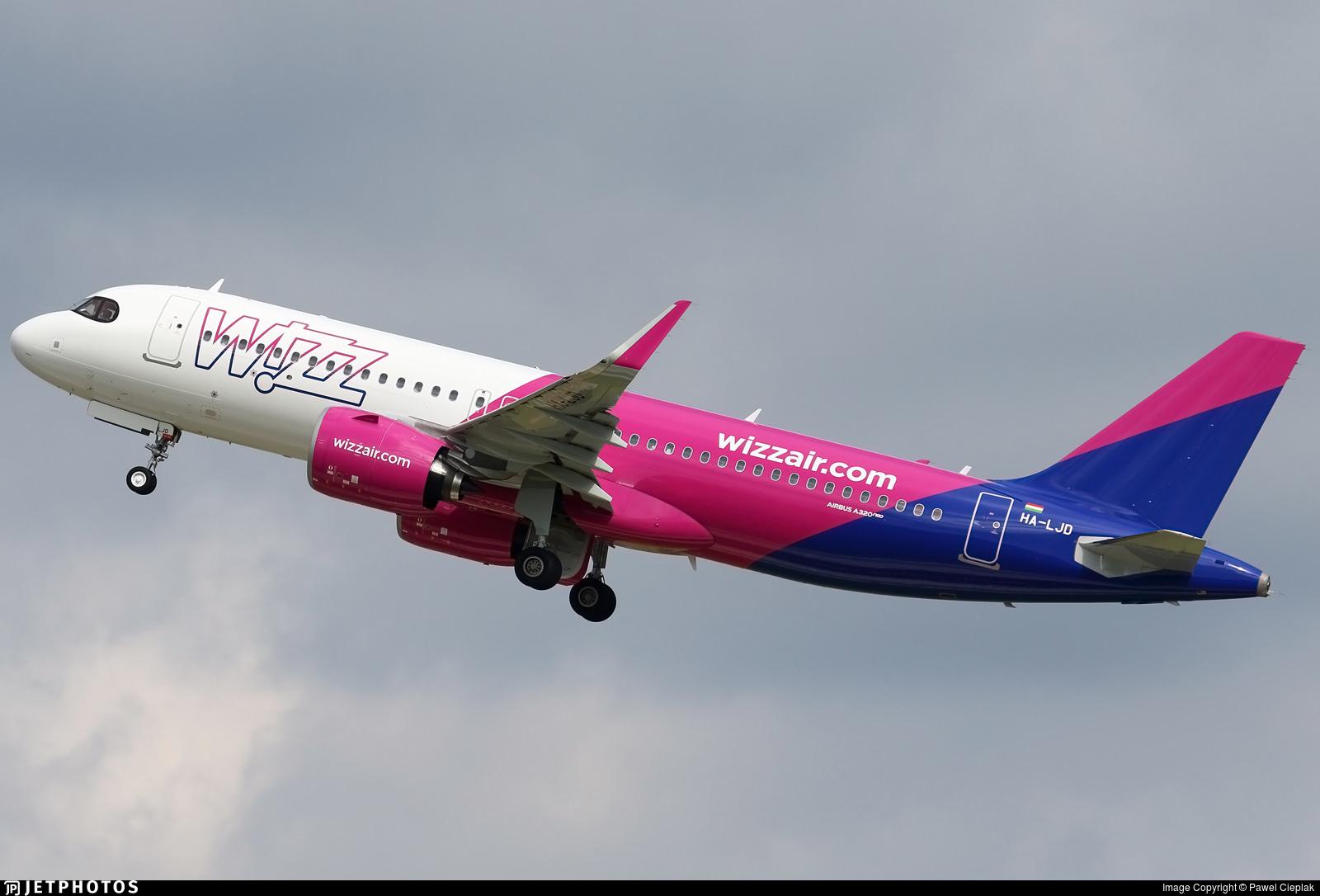 Wizz Air A320neo