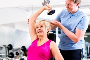 Weight Training For a Healthy Brain