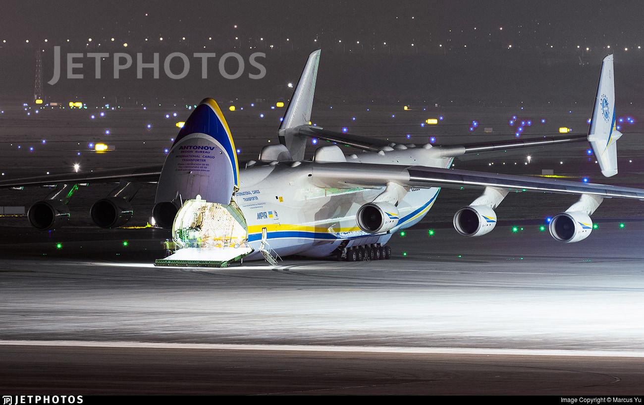 The Antonov An-225
