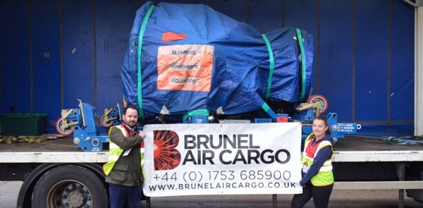 Brunel Air Cargo Services Ltd., UK