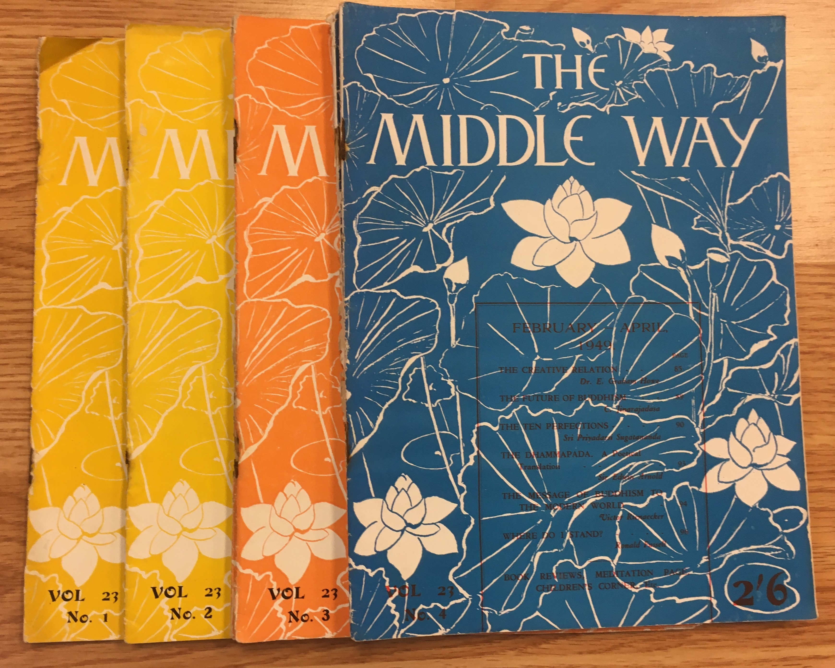 The Middle Way set