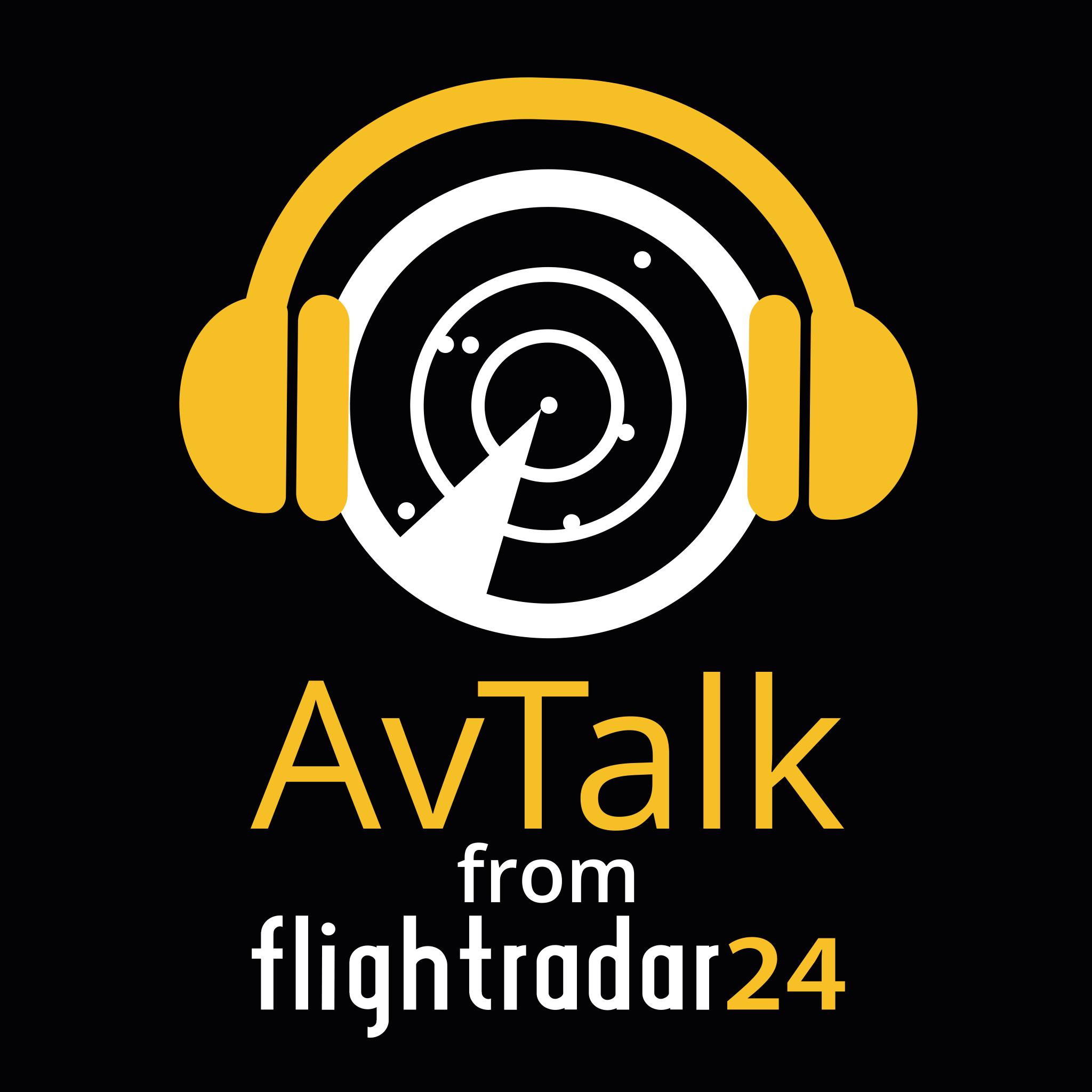 AvTalk Podcast Logo
