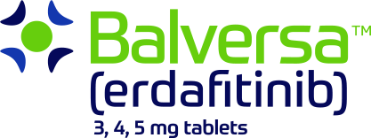 Balversa™ (erdafitinib) 3, 4, 5 mg tablets