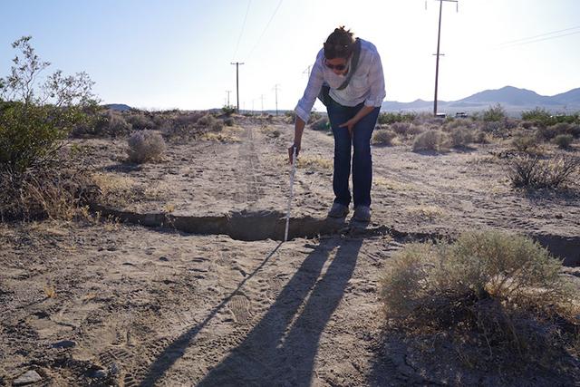 Ridgecrest Earthquakes Shake Southern California