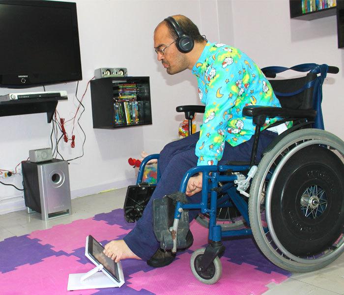 Paciente das Casas André Luiz